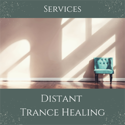 Distant Trance Healing - 20 Mins